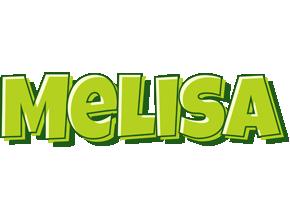 Melisa summer logo