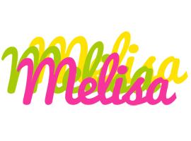 Melisa sweets logo