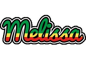 Melissa african logo