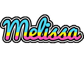 Melissa circus logo