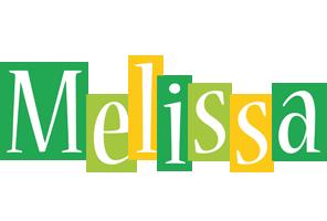 Melissa lemonade logo