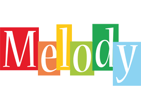 Melody colors logo