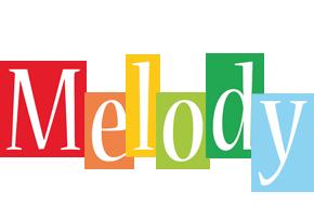 Melody colors logo