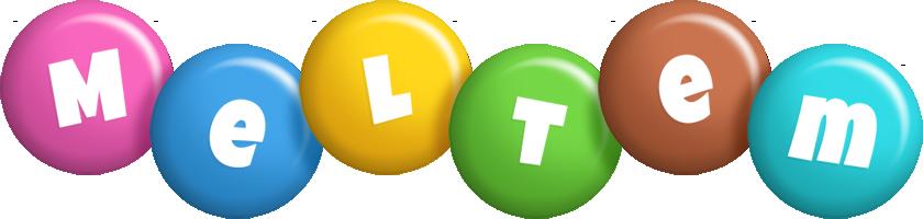 Meltem candy logo