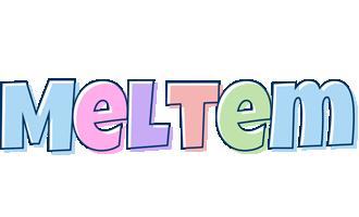 Meltem pastel logo