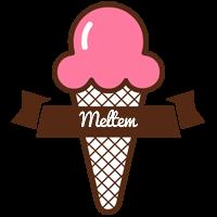 Meltem premium logo