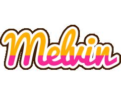 Melvin smoothie logo