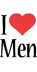 Men i-love logo