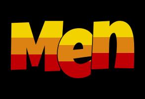 Men jungle logo