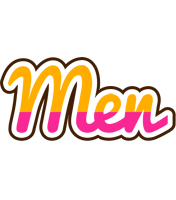 Men smoothie logo