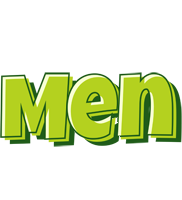 Men summer logo