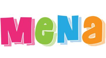 Mena friday logo