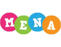 Mena friends logo