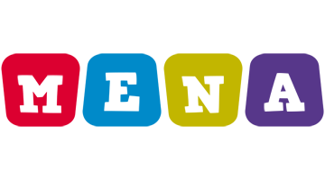 Mena kiddo logo