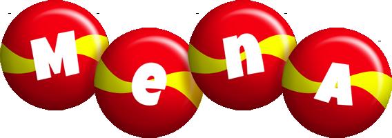 Mena spain logo