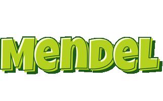 Mendel summer logo