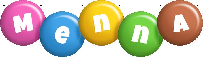 Menna candy logo