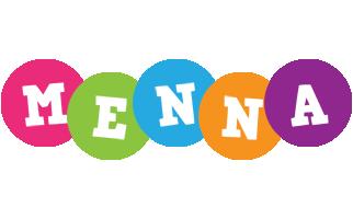 Menna friends logo