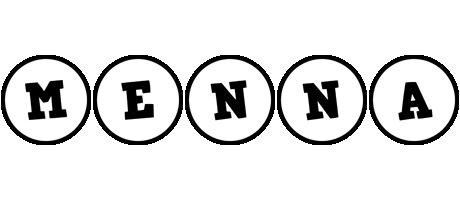 Menna handy logo