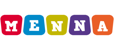 Menna kiddo logo