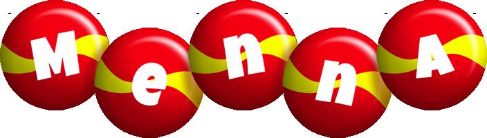Menna spain logo
