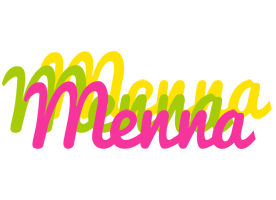 Menna sweets logo