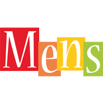 Mens colors logo
