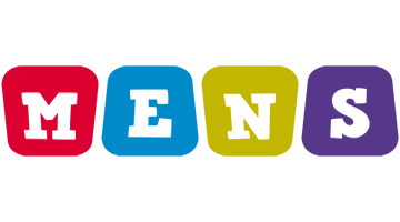 Mens daycare logo