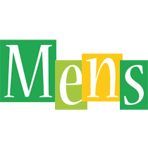 Mens lemonade logo