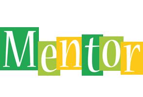 Mentor lemonade logo