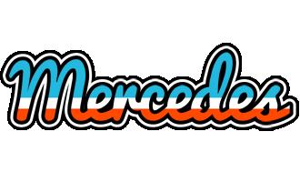Mercedes america logo