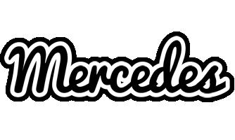 Mercedes chess logo