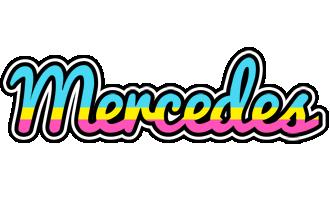Mercedes circus logo