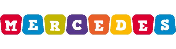 Mercedes daycare logo