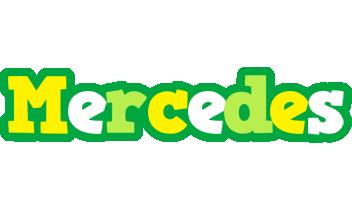 Mercedes soccer logo