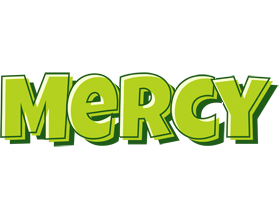 Mercy summer logo