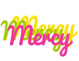 Mercy sweets logo
