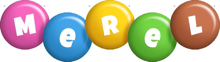 Merel candy logo