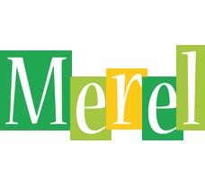 Merel lemonade logo