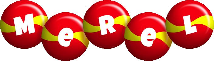 Merel spain logo