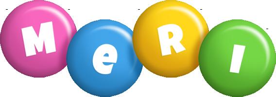Meri candy logo
