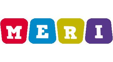 Meri daycare logo