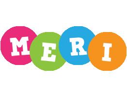 Meri friends logo