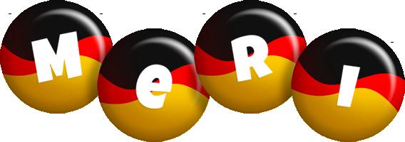 Meri german logo