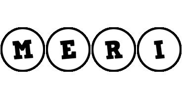 Meri handy logo