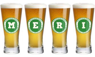 Meri lager logo