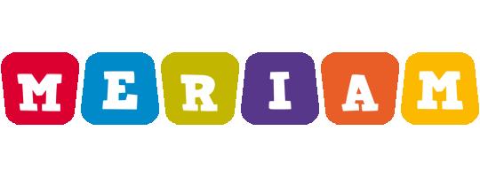 Meriam daycare logo