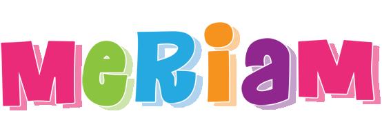 Meriam friday logo