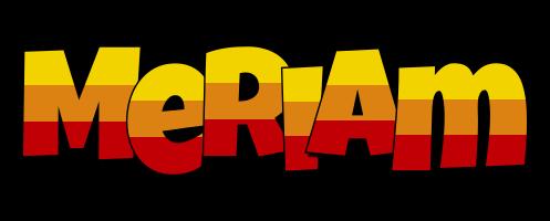 Meriam jungle logo
