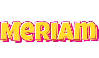Meriam kaboom logo